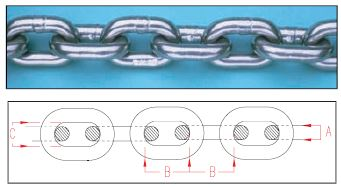 Stainless Anchor Chain